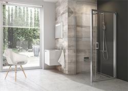 Sprchové kouty Blix snovými typy dveří