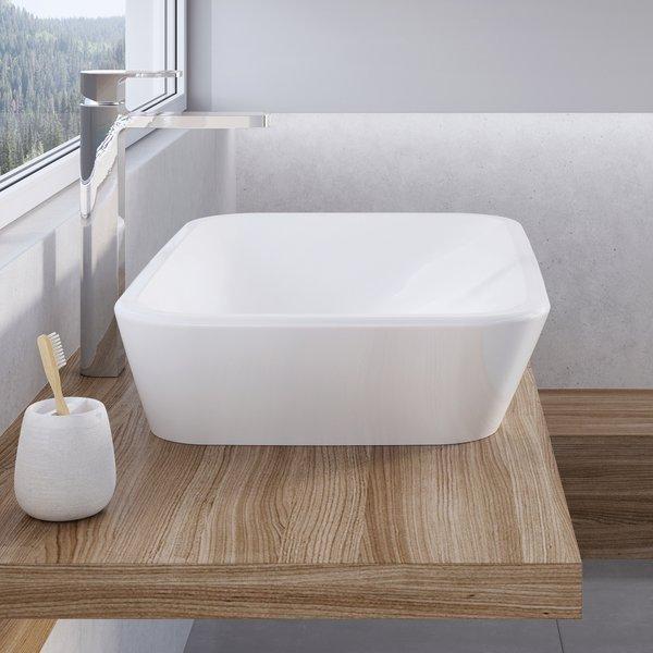 Keramické umyvadlo Ceramic R
