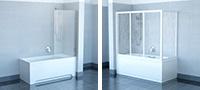 Vanové zástěny a dveře