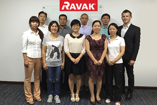 Ravak Shanghai Bathroom Equipment Co. Ltd.
