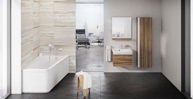 Oceněný design koupelen RAVAK a koupelnové doplňky
