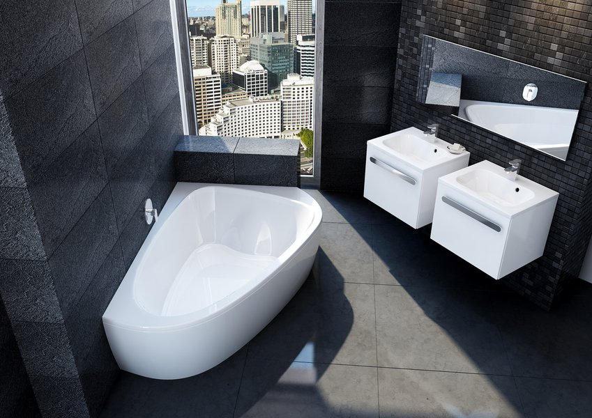vana lovestory ii ravak a s. Black Bedroom Furniture Sets. Home Design Ideas