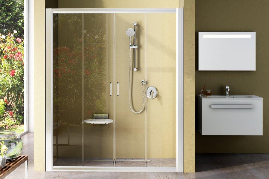 Sprchové dveře Rapier NRDP4