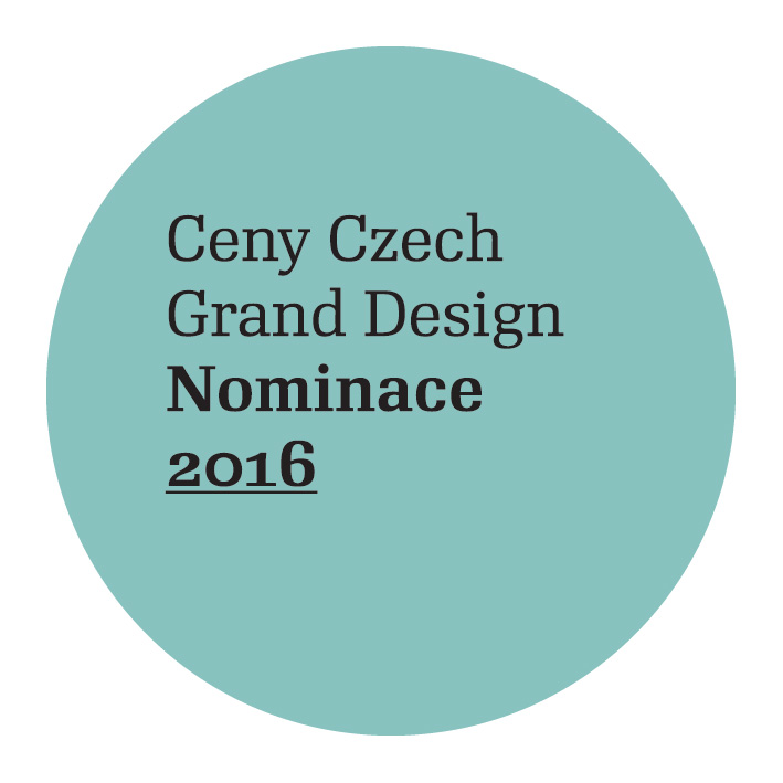 logo Czech Grand Design 2016