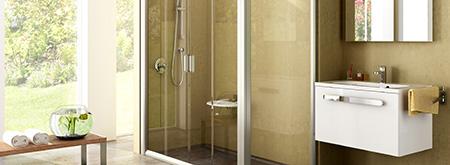 Sprchové kouty a dveře Rapier