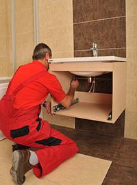 Jak montovat skříňku pod umyvadlo RAVAK