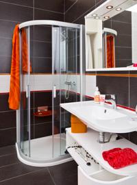 montáž sprchového koutu